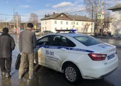 Более 100 нарушений ПДД совершено пешеходами и водителями