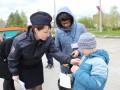 Тавдинские полицейские приняли участие в мероприятиях, посвященных Дню защиты детей.