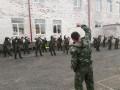 В Тавде состоялась акция «Зарядка со стражем порядка».