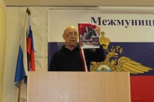 Полицейские Тавды примут участие во Всероссийской акции «Вахта памяти»