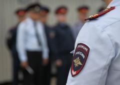 Сотрудники полиции Тавды обеспечили охрану общественного порядка на мероприятии посвященному празднованию Крещения Господня