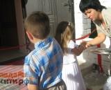 Открытие группы в детском саду